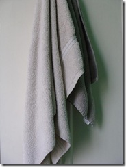 Towels: To Hang Or Not To Hang?