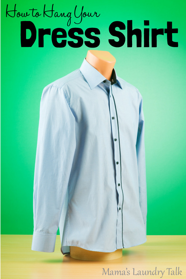 How to Hang Your Dress Shirt Properly