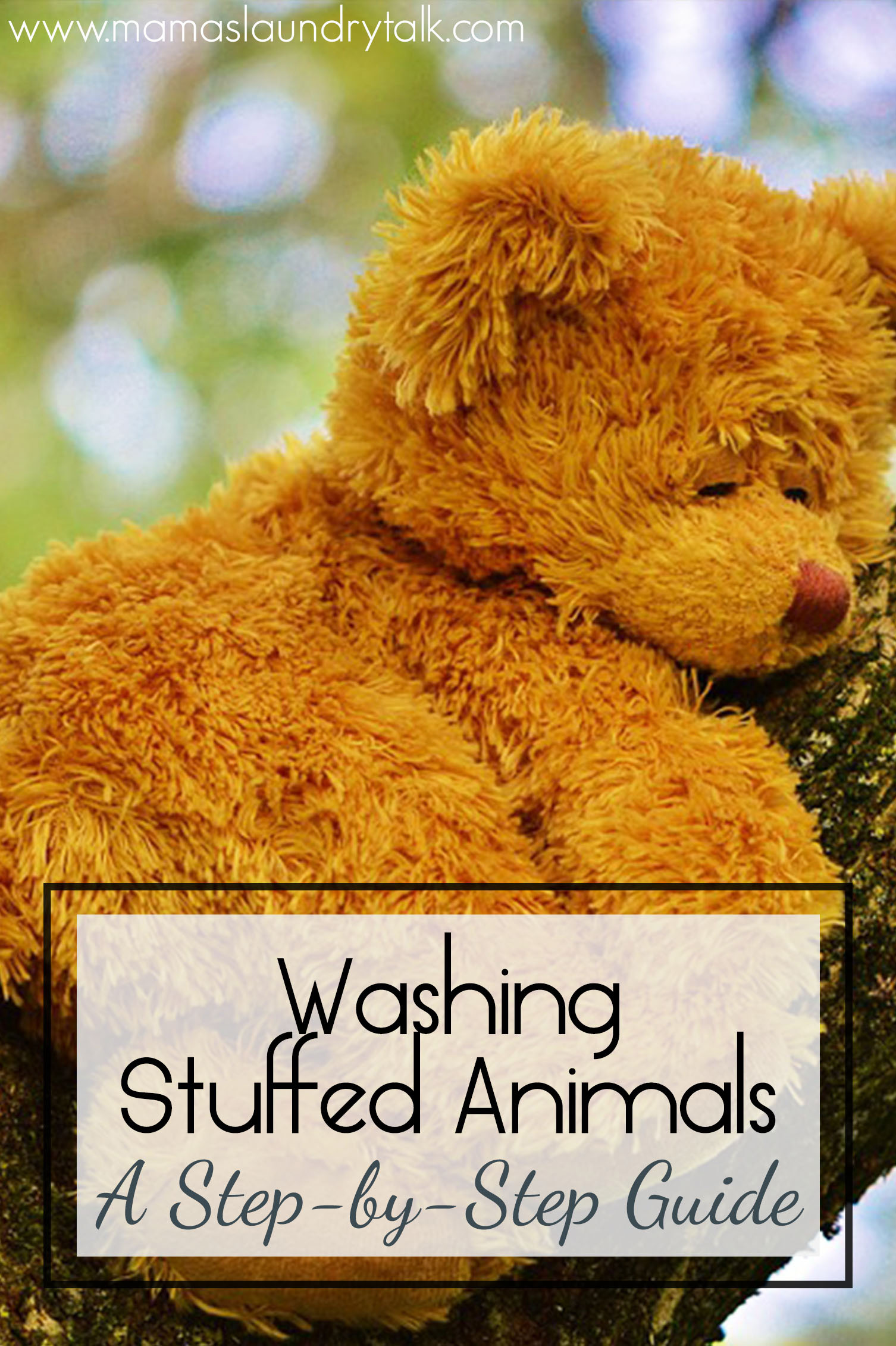 Washing Stuffed Animals Mama S Laundry Talk