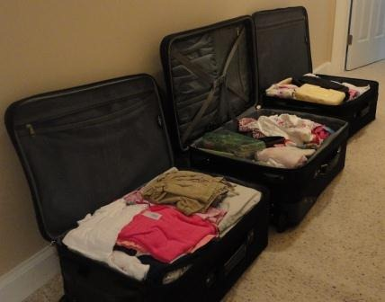 Unpacking After Vacation: Make it Easy on Yourself
