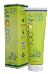 Sunology Natural Sunscreen